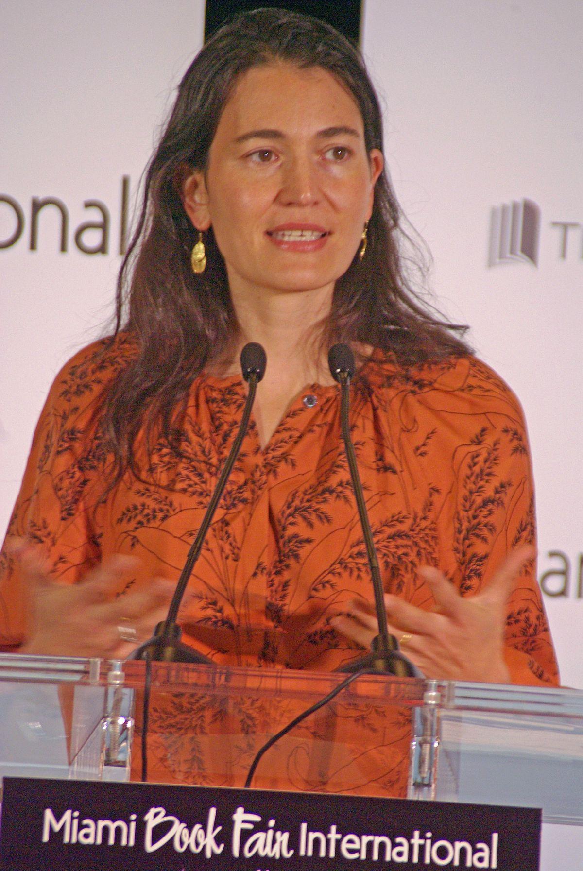 Nicole Krauss  Wikiquote