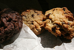 Chocolate Chocolate Chip, Oatmeal Raisin, Choc...