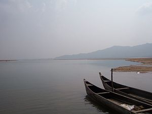 Mahanadi River,Cuttack,Orissa