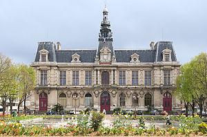 Mairie de la ville de Poitiers, France