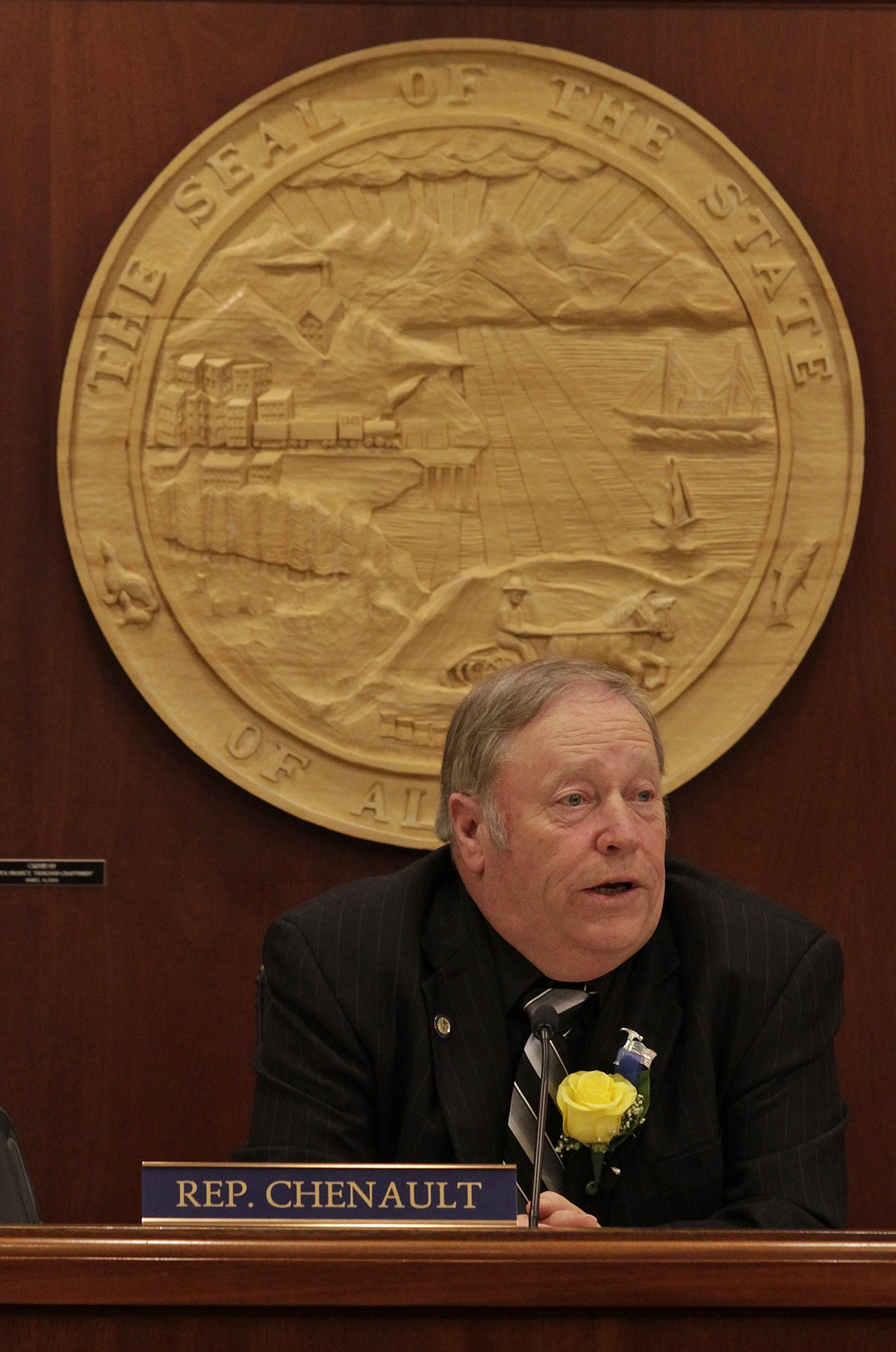 List of Speakers of the Alaska House of Representatives