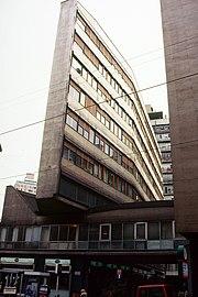 Luigi Moretti Architekt  Wikipedia
