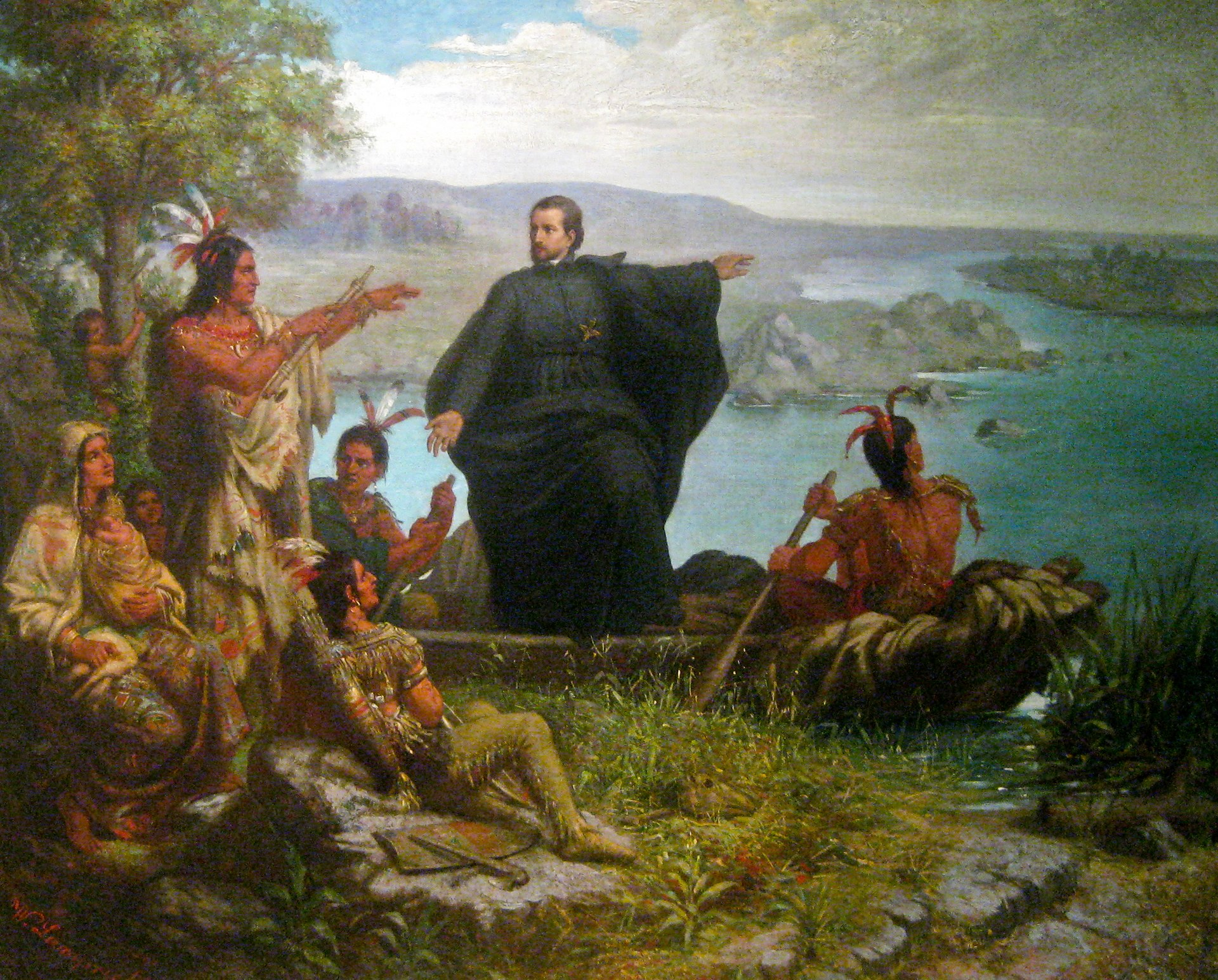Jesuites Au Canada