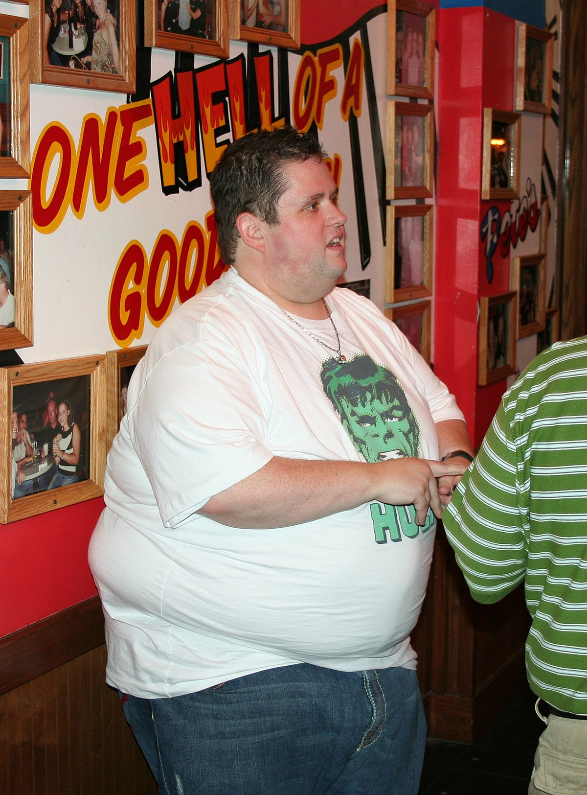 Fat Mexican Comedian : mexican, comedian, Ralphie, Wikipedia
