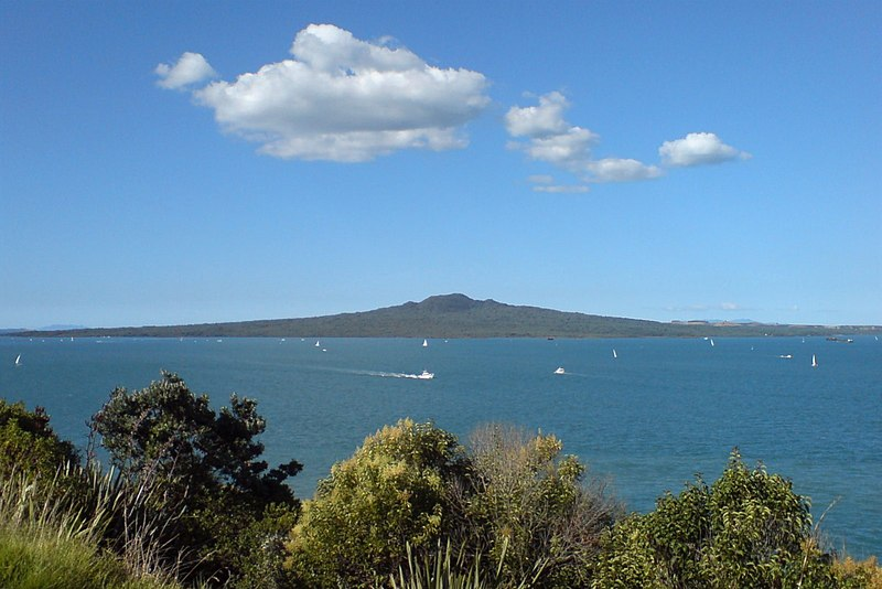 File:Rangitoto Island North Head.jpg