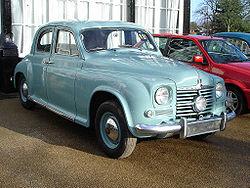1950 Rover 75