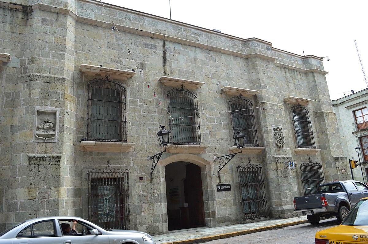 Museo de los Pintores Oaxaqueos  Wikipedia la