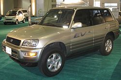 Toyota RAV4 EV (US)
