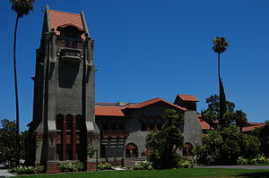 Category:Tower Hall, San José State University...
