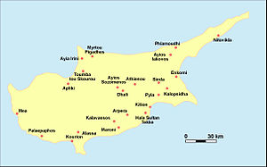Cyprus in the Late Bronze Age