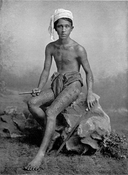 Burmese Tattoos, Tattoo,