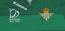 Real Betis Balompié . Real Betis Wikipedia