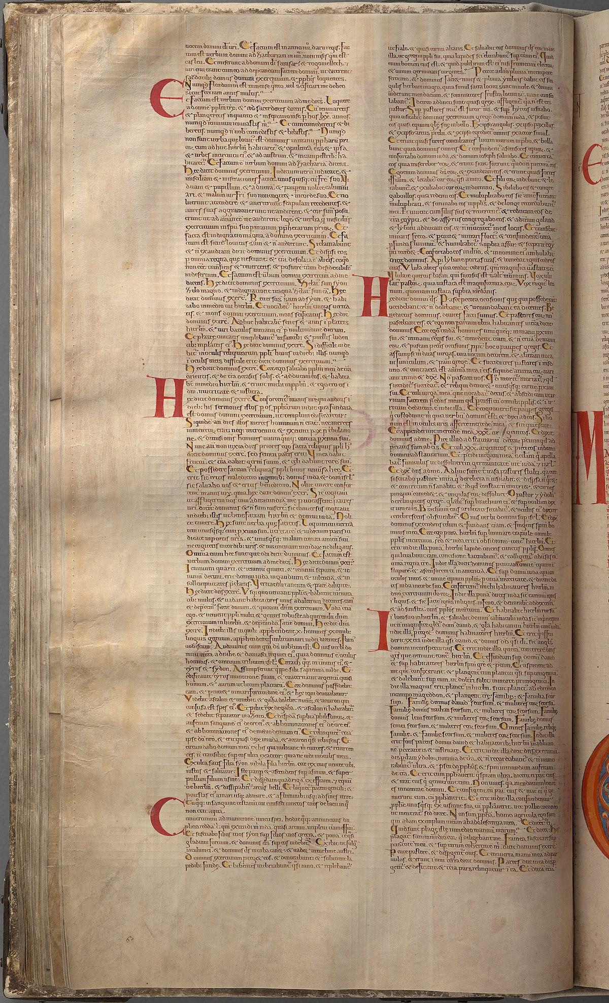 Zechariah 13  Wikipedia