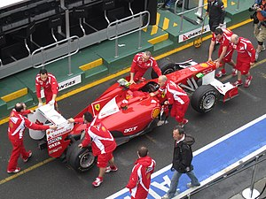 F1 Australia Grand Prix - Thursday