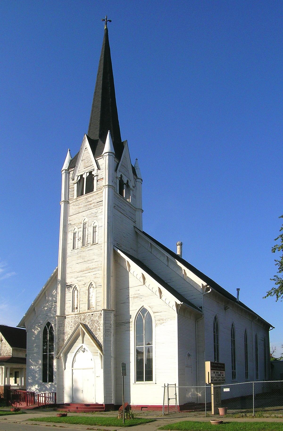 Gethsemane Evangelical Lutheran Church  Wikipedia