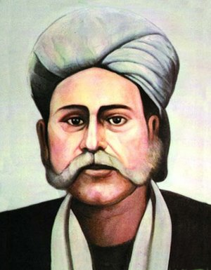 Hason Raja, a mystical poet and songwriter