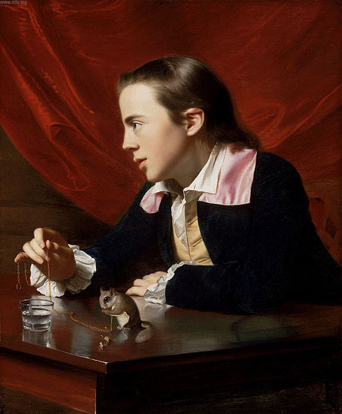 File:J S Copley - Boy with Squirrel.jpg
