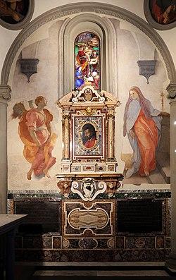 Capponi Chapel  Wikipedia
