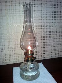 Kerosene lamp - Wikipedia