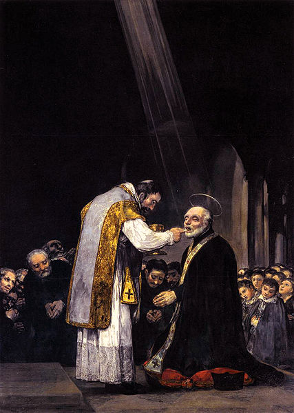 Archivo:La última comunión de san José de Calasanz.jpg