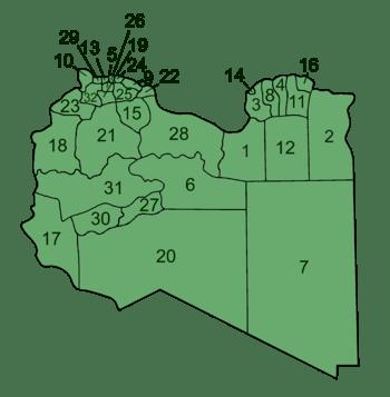 Libya New Municipalities.png