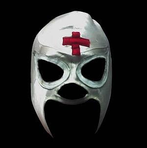 """Máscara de """"El Enfermero"""""""