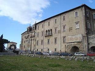Palazzo Colonna Barberini Palestrina  Wikipedia