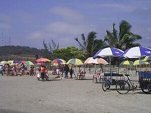 Playa de Montañita - Ecuador