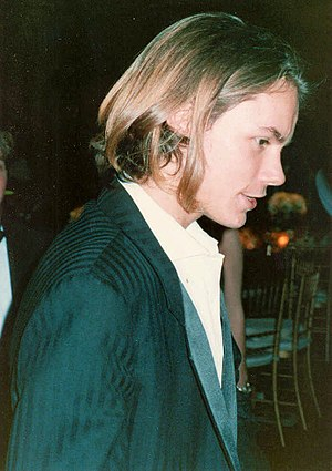 Actor River Phoenix at 61st Academy Awards - G...
