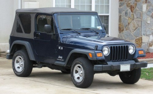 small resolution of 99 jeep wrangler frame
