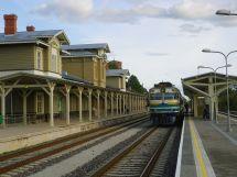 Tartu Railway Station - Wikipedia
