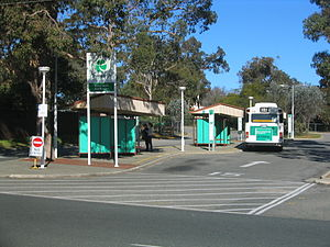 Kalamunda bus station