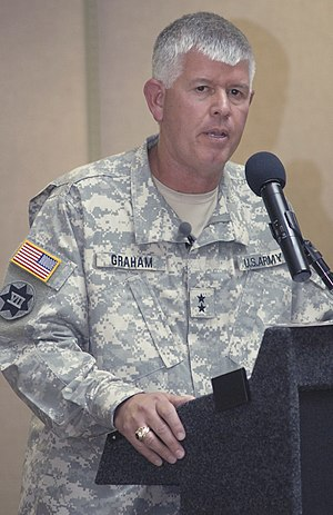 Maj. Gen. Mark Graham speaks openly about ment...