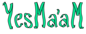 Yes Ma'aM logo