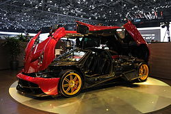 Transformer 4 Cars Wallpaper Pagani Huayra Wikipedia