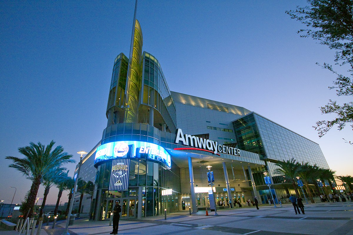 Amway Center  Wikipdia a enciclopdia livre