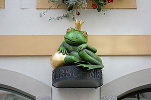 Deutsch: Heringstraße in Bautzen