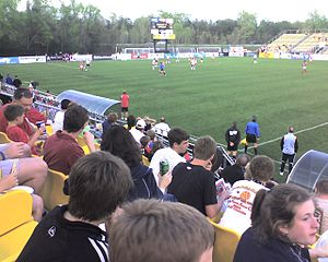 Home of the Charleston Battery of the USL Firs...