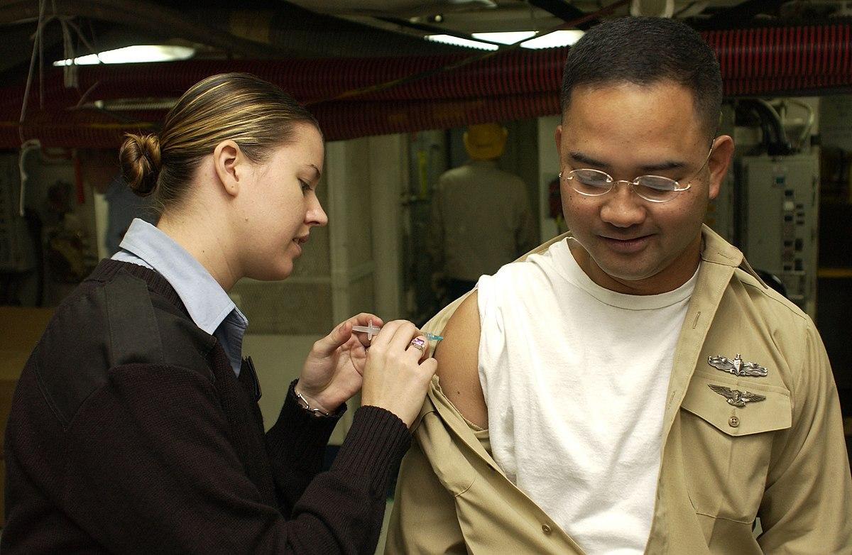 Influenza vaccine - Wikipedia