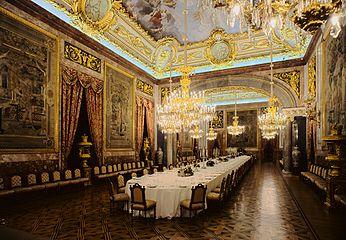 Palais royal de Madrid  Vikidia lencyclopdie des 813 ans