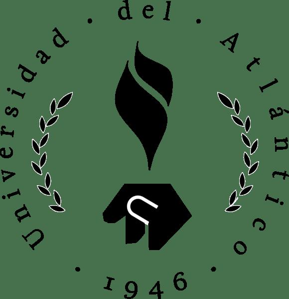File:Escudo negro transparente de la Universidad del