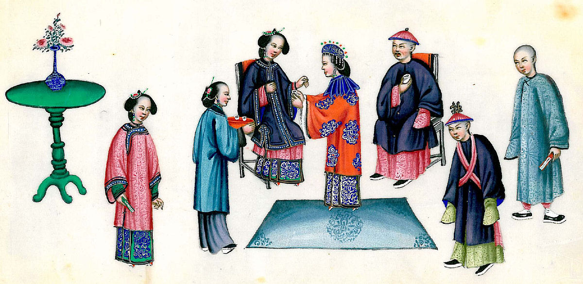 Ancient China Matchmaker