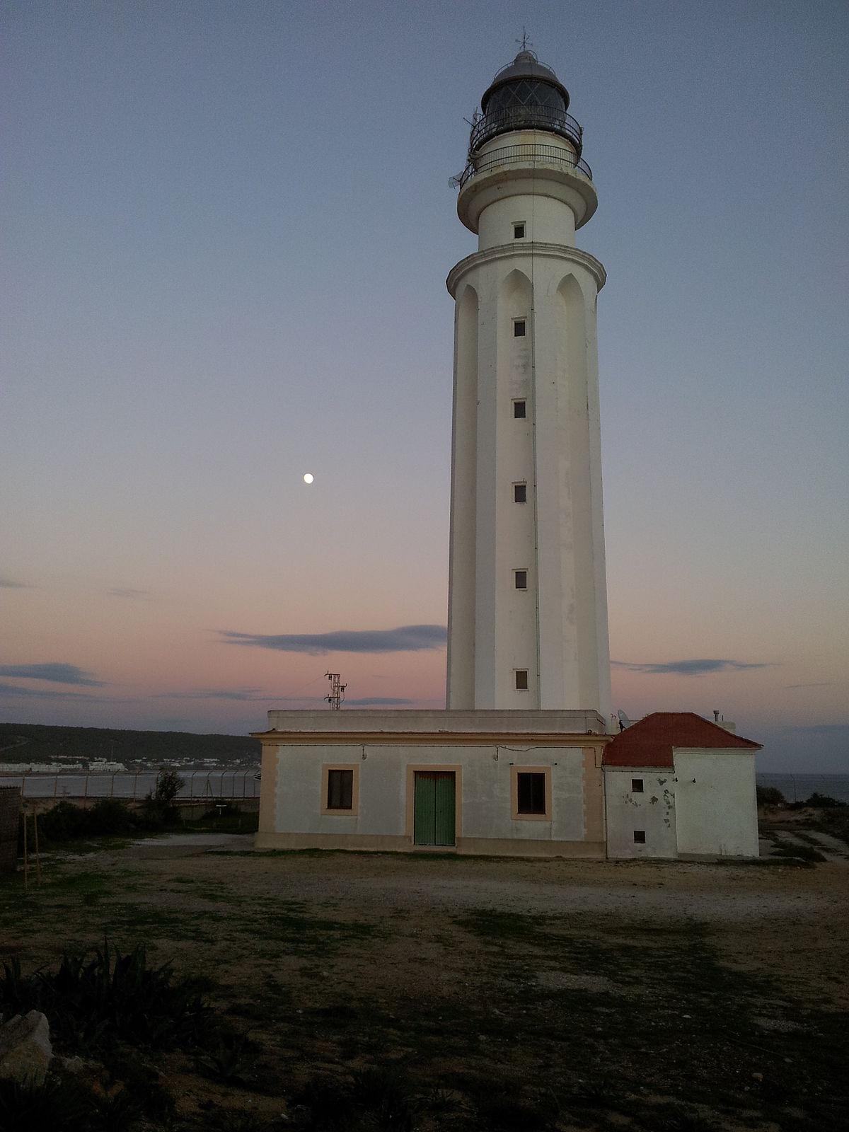 Faro de Cabo Trafalgar  Wikipedia la enciclopedia libre