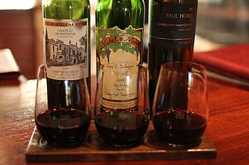 California Cabernet from Napa Valley including...