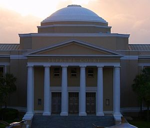 English: Florida Supreme Court Building