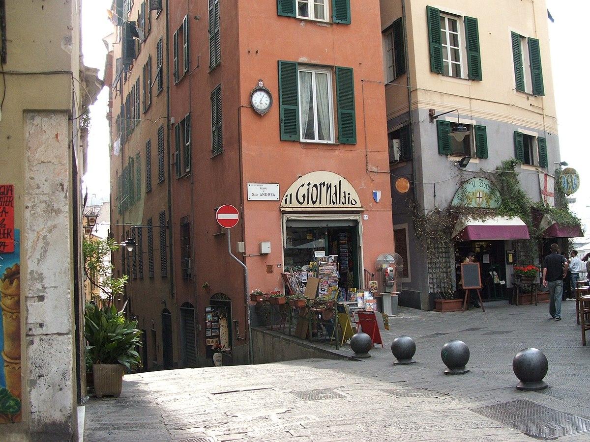 Piano di SantAndrea  Wikipedia