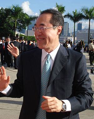 Henry Tang Ying Yen(唐英年)