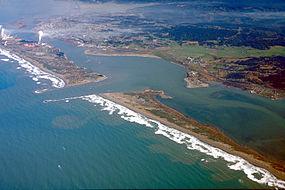 Humboldt Bay Harbor, Eureka, CA