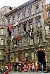 Kastanienallee BerlinPrenzlauer Berg  Wikipedia