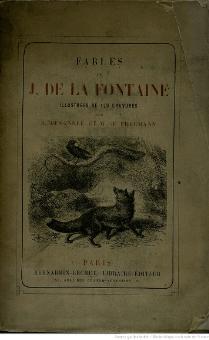 Fables De La Fontaine Wikipedia